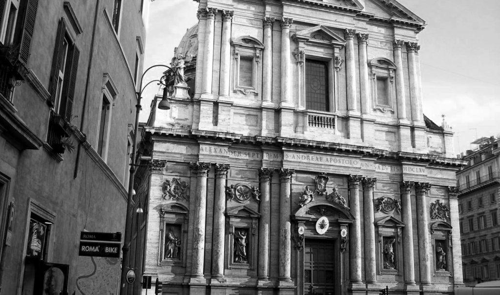 Visitas ennuestra Casa General de Sant'Andrea della Valle