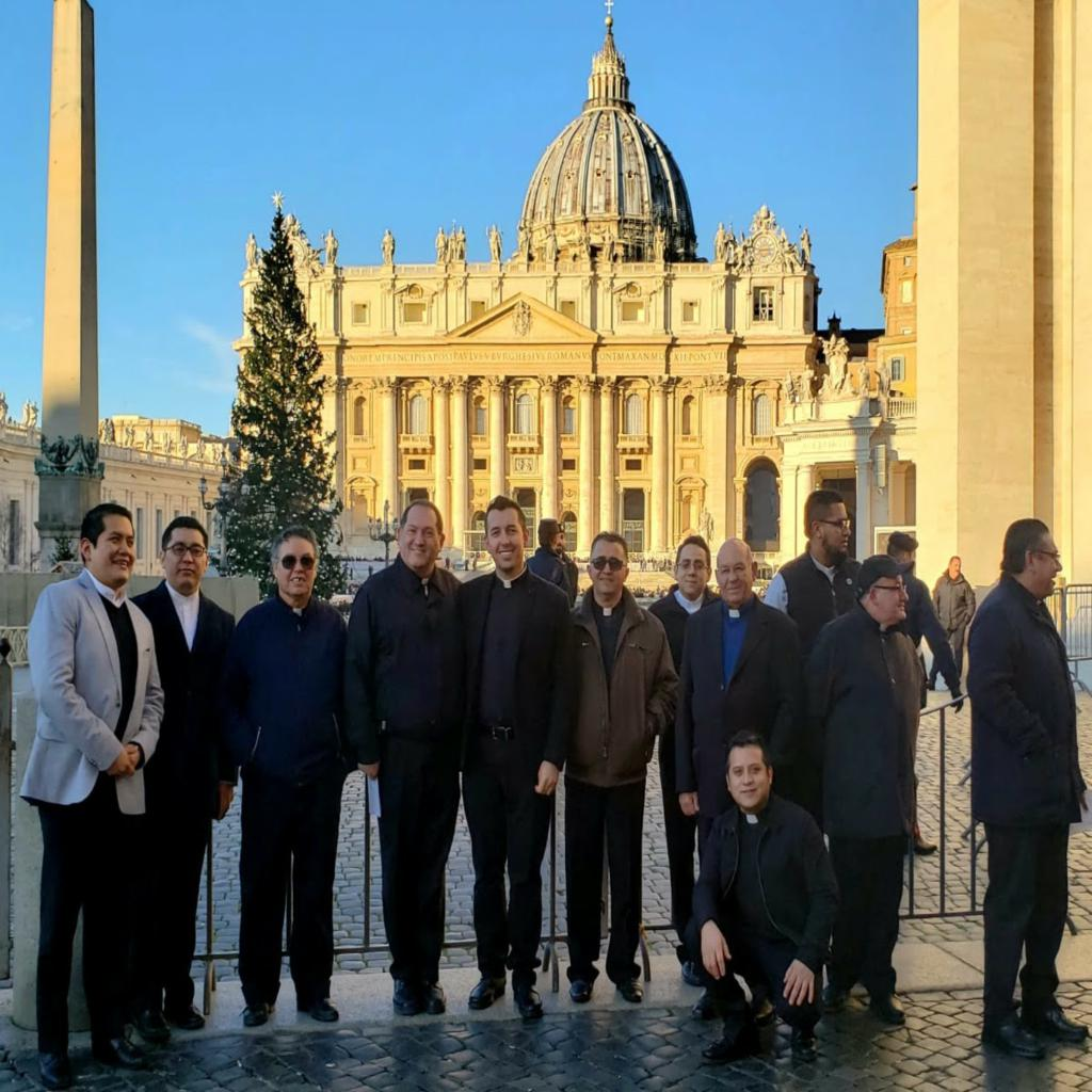 Encuentro Sacerdotal Teatino en Roma