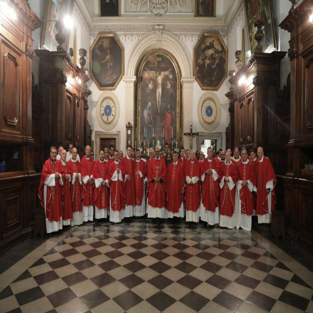 Solemnidad de San Andrés Apóstol en Roma