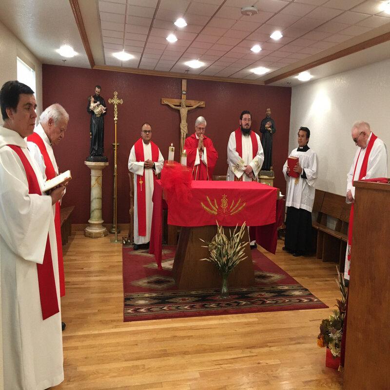 Capítulo Provincial de los Clérigos Regulares Teatinos en los Estados Unidos