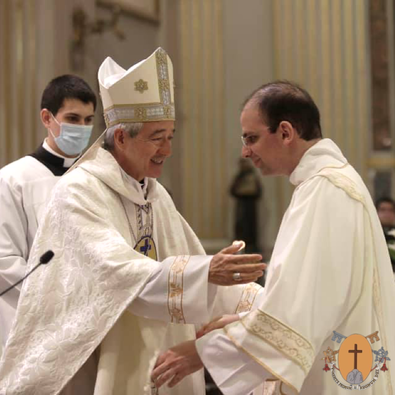 Homily of S.E.R. Mons. Jorge Carlos Patrón Wong, at the Deacon Ordination Mass of João V�