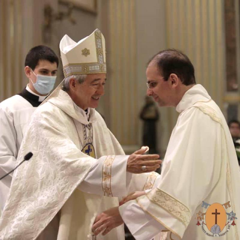 Homélie de S.E.R. Mgr Jorge Carlos Patrón Wong, à la messe d'ordination des