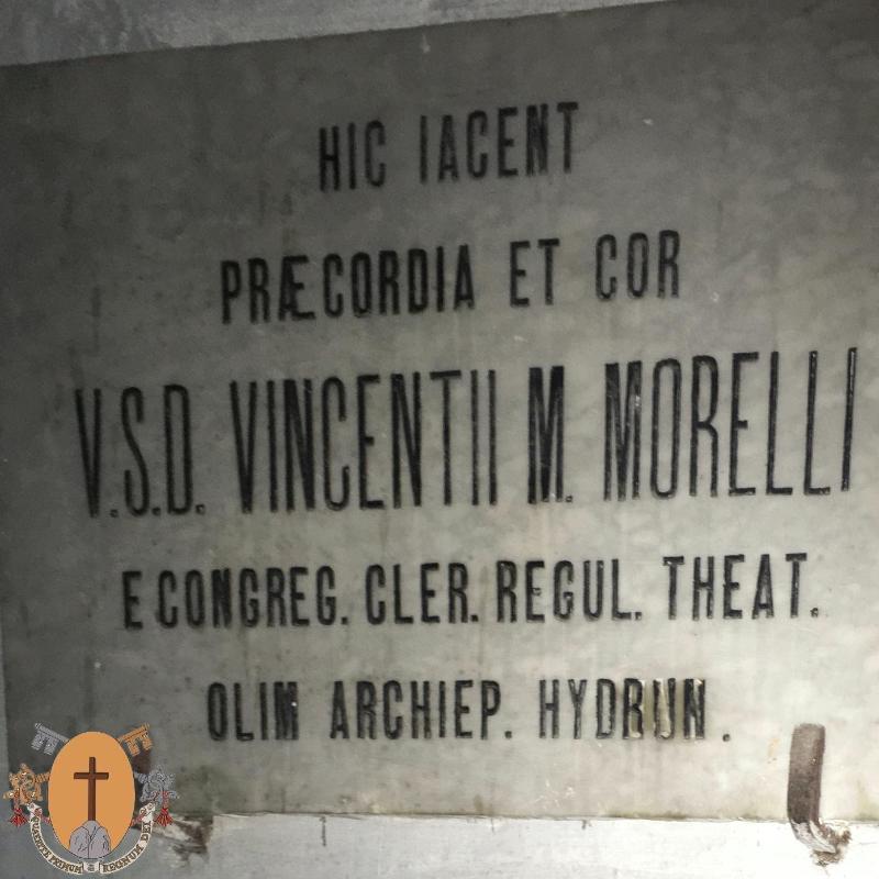 «Detrás de las huellas del Ven. Vincenzo Maria Morelli, por las tierras del Salento», ).
