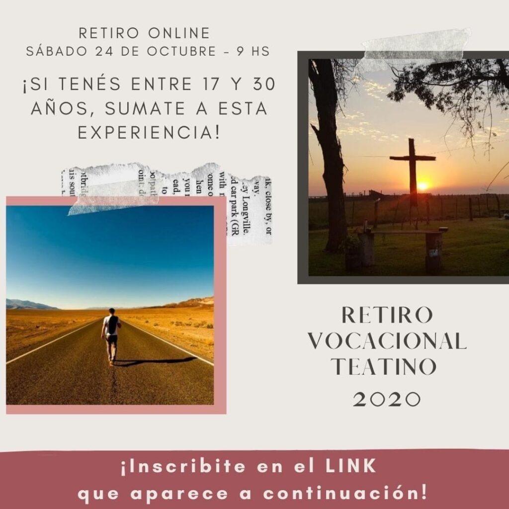Retraite vocationnelle annuelle de la Province Théatine d'Argentine